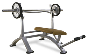 Musculation pectoraux développé couché
