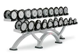 Musculation haltères