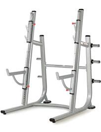 Musculation cage à squats
