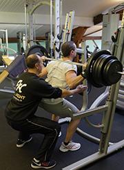 Préparation physique spécifique chez enjoy by fkc