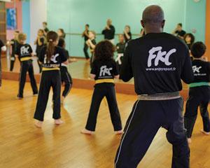 initiation sports de combat enfants